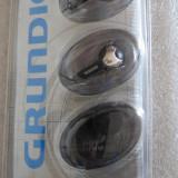 CS65 Casti neodymium Grundig jack placat cu aur 3.5mm cablu 1.2m frecventa de raspuns 20-20000hz sensitivitate 96dB impedanta 32ohm