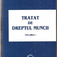 (C1544) TRATAT DE DREPTUL MUNCII DE ION TRAIAN STEFANESCU,  2003,  2 VOLUME