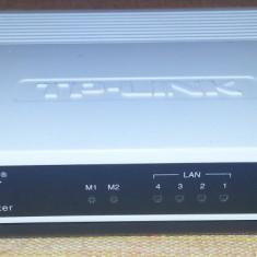 Router Tp-link TL-R402M / 4-Port Cable/DSL Router Tp-link, Porturi LAN: 4