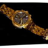 Tissot prs 200 - Ceas barbatesc Tissot, Lux - sport, Quartz, Placat cu aur, Cronograf