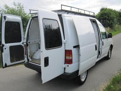 dezmembrez fiat scudo diesel si benzina foto