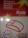 Access, baze de date, acreditat de ECDL, Romania - Bernhard Eder