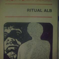 NICOLETA OLIMPIA GHERGHEL - RITUAL ALB