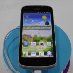 Vand telefon smart Huawei Ascend G300 , nou , in garantie, Negru, 4GB, Vodafone