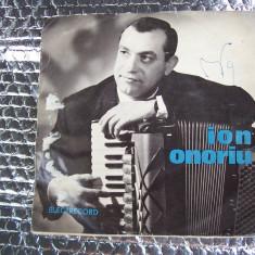 ION ONORIU ACORDEON , VINIL