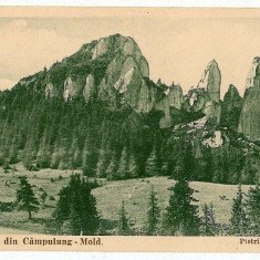 1245 - Suceava, CAMPULUNG MOLDOVENESC, Pietrele Doamnei - old postcard - unused - Carte Postala Moldova 1904-1918, Necirculata, Printata