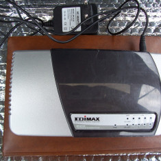 Router Edimax - model BR-6214K - Router wireless