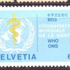 1975 elvetia 36-39 conditie** - Timbre straine