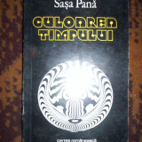 Sasa Pana - Culoarea timpului