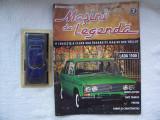 Revista Deagostini (Masini de colectie) + Macheta Lada 1500 (sigilata) 1/43 !, 1:43