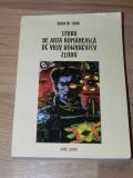 GASTON GH COSMA - STUDII DE ARTA ROMANEASCA