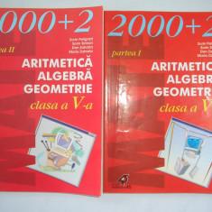 Aritmetica/algebra/geometrie, clasa a V-a, 2 vol - Manual scolar paralela 45, Clasa 5, Paralela 45