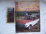 Revista Deagostini (Masini de colectie) + Macheta Wartburg 353 (sigilata) 1/43 !, 1:43