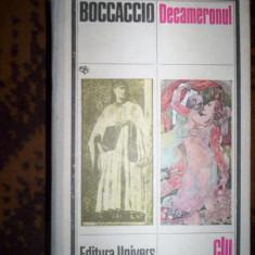 Decameronul-Boccaccio - Roman