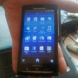 Sony ericsson xperia x10i - Telefon mobil Sony Ericsson, Negru, Neblocat, Single SIM, Single core, 384 MB