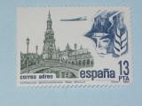 TIMBRU SPANIA -  EXPOZITIA IBEROAMERICANA, Europa, Altele