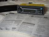 Radio CD player auto Clarion DRB4375R cadou Boxe Clarion 4x15W cu livrare gratuita