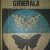 N. Botnariuc - Biologie generala - manual pentru clasa a XII a liceu si anii II, III licee de specialitate - Carte Biologie
