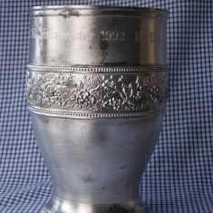 PAHAR MARE DIN ZINC-95% - Metal/Fonta