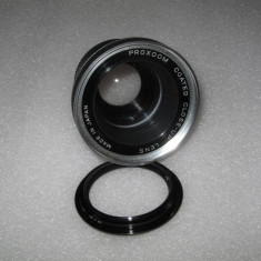 VAND LENTILA MACRO PROXOOM COATED CLOSE-UP MASTER 55mm