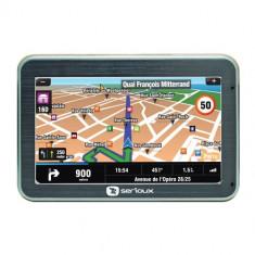 Vand GPS nou serioux 4.3 nou IGO8 full europa, Toata Europa, Comanda vocala: 1, Redare audio: 1, Sugestii multiple de cai: 1