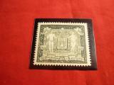 *Serie -Targ Filatelic Anvers -Stema Anvers 1930 Belgia , 1val.sarn.