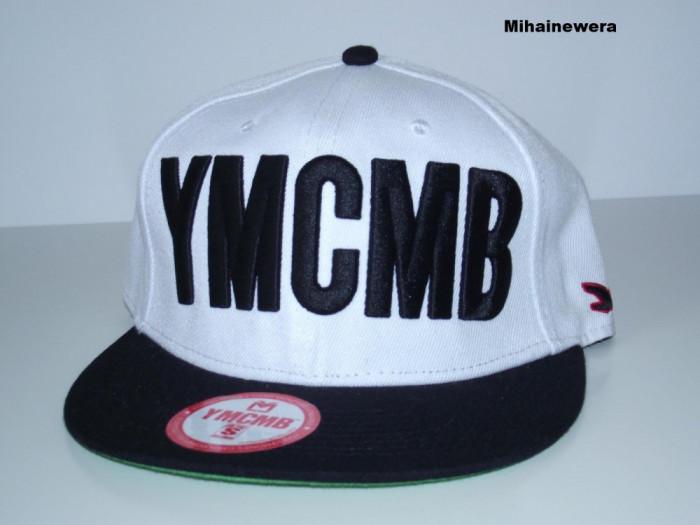 Sapca YMCMB snapback ( reglabila ,gen new era, sapca Lil Wayne ) YMCMB13 foto mare