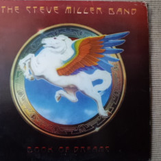 Steve Miller Band Book Of Dreams disc vinyl muzica rock pgp records yugoslavia, VINIL