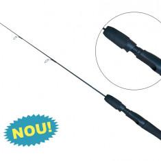 Lanseta fibra de carbon Baracuda ICE 70 pentru pescuit la copca