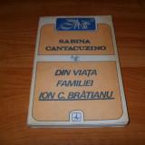 Sabina Cantacuzino-Din Viata Familiei Ion C. Bratianu
