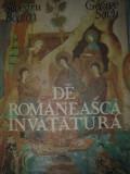 Silvestru Boatca - De Romaneasca Invatatura
