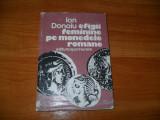 Efigii feminine pe monedele romane -Ion Donoiu
