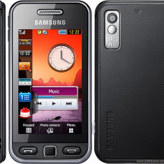 Samsung s5230 nou nout la numai 300 RON - Telefon mobil Samsung Star S5230, Negru, Neblocat