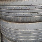 2 anvelope 215/ 60/ 17, Bridgestone Dueller H/P, 96H, import Germania - Anvelope vara