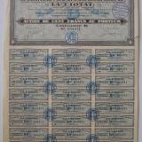 actiuni DES BAINS DE MER DU CASINO,1929