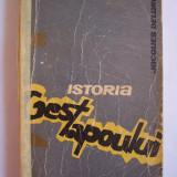 ISTORIA GESTAPOULUI - Jacques Delarue - Istorie