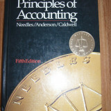 PRINCIPLES OF ACCOUNTING NEEDLES ANDERSON CALDWELL
