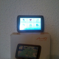 GPS Mio Moov M400 Mio Technology, 4, 3, Toata Europa, Fara actualizare, Receiver GPS USB, Redare audio: 1