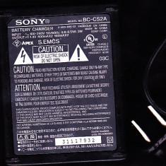 Incarcator Sony original, pentru baterii AA si AAA, priza tip SUA