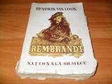 Hendrik Van Loon - Rembrandt, Alta editura