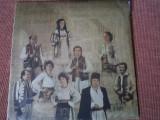 Cate stele-s pe banat disc vinyl lp muzica populara folclor compilatie EPE 03728