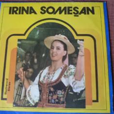 Irina Somesan album disc vinyl lp muzica populara romaneasca folclor