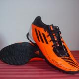 Adidas F50 Portocalii(orange) livrare gratuită in cazul in care locuiti in vrancea pretul este 190 ron - Ghete fotbal Adidas, Marime: 43, Barbati