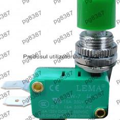 Push buton fara retinere, 3A, 250V - 124780