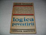 Claude Bremond - Logica povestirii