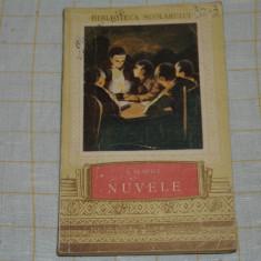 I. Slavici - Nuvele - Editura Tineretului - 1953