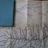 FAGARASUL CALAUZA TURISTULUI ghid turism drumetie trasee harta carte hobby - Carte Geografie