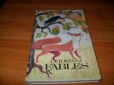 La Fontaine-Fables/Fabule CARTE IN LIMBA FRANCEZA CU NOTE SI VOCABULAR IN LIMBA ROMANA