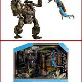 AVATAR Final Battle: Jake Sully Vs. Colonel Quaritch Set figurine COMICON 2010