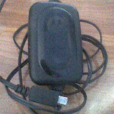 INCARCATOR ORIGINAL MOTOROLA - Incarcator telefon Motorola